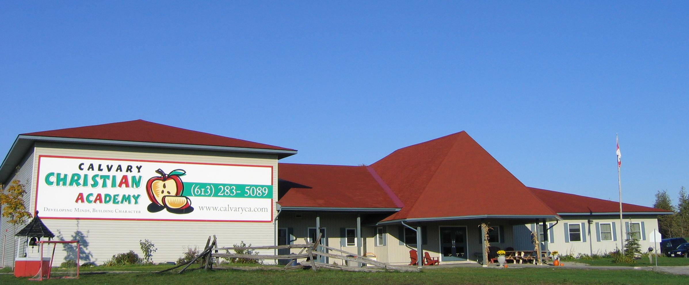 Calvary Christian Academy | 6-9749 Hwy 15, R.R., Smiths Falls, ON K7A 4S7 | +1 613-283-5089