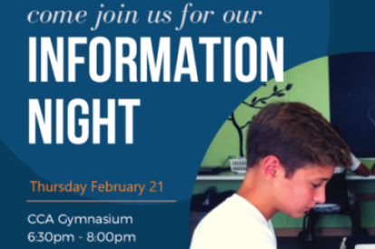 CCHS Information Night